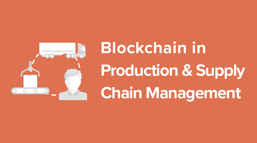 BLOCKCHAIN-PRODUCTION-ONLINE Online Book - Blockchain in Production and Supply Chain Management Cover Image