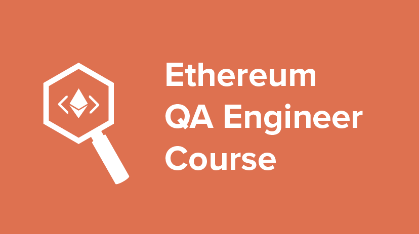 ETH-QA-SUB Ethereum QA Engineer Subscription Course Cover Image